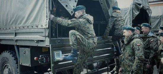 """Ferie w mundurze. Pierwsze powołanie ochotników do podkarpackich """"Terytorialsów"""""""