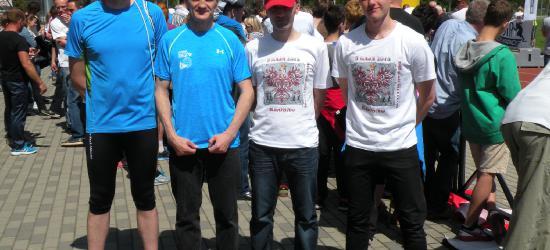 Bieg i nordic walking sposobem na uczczenie 3 maja (ZDJĘCIA)