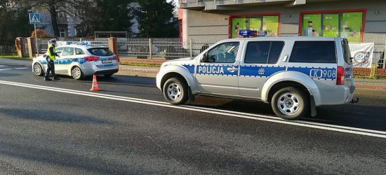 KRONIKA POLICYJNA: Amatorzy jazdy na promilach i potrącenie na pasach