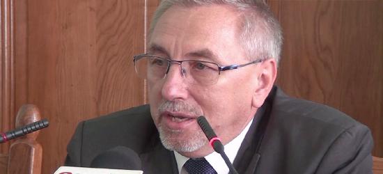 Burmistrz Pióro o starcie w wyborach parlamentarnych (FILM)