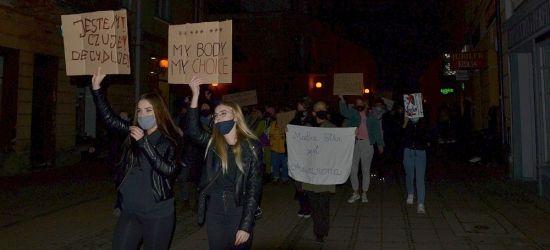 """SANOK: Dziś kolejna odsłona Strajku Kobiet! """"Światełko dla ***"""""""