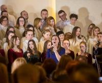 Zespół Soul wspólnie zakolędował z Chórem Jednego Serca Jednego Ducha w Rzeszowie (ZDJĘCIA)
