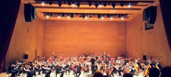Zagrali razem z Orkiestrą Symfoniczną Filharmonii Podkarpackiej