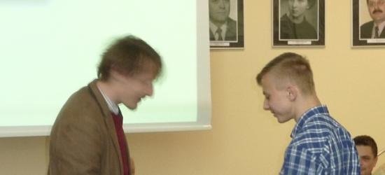 """Poznaliśmy laureatów Złotej """"10"""" SP 4 w Sanoku (VIDEO HD)"""