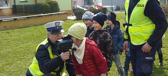 Maluchy poznawały pracę policjantów (ZDJĘCIA)