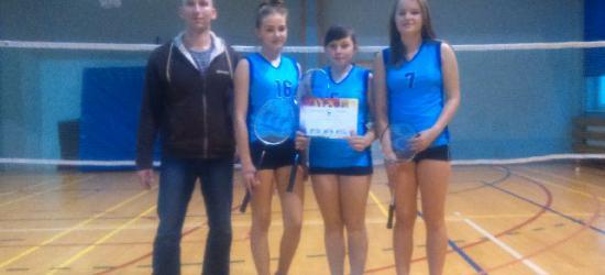Gimnazjada i Igrzyska Młodzieży Szkolnej w badmintonie z sukcesami naszych szkół (ZDJĘCIA)