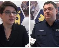 SANOK: Liczba przestępstw internetowych w powiecie wzrosła o ponad 100%! Konferencja Policji w PWSZ (FILM)