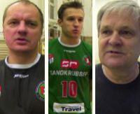 Mocni na zagrywce, dokładni w przyjęciu. SKS Hajnówka bez szans w starciu z TSV Sanok! (FILM, KOMENTARZE)