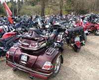 Start sezonu motocyklowego. Tysiące imponujących maszyn na inauguracji (ZDJĘCIA)